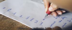 WRITTING FRENCH