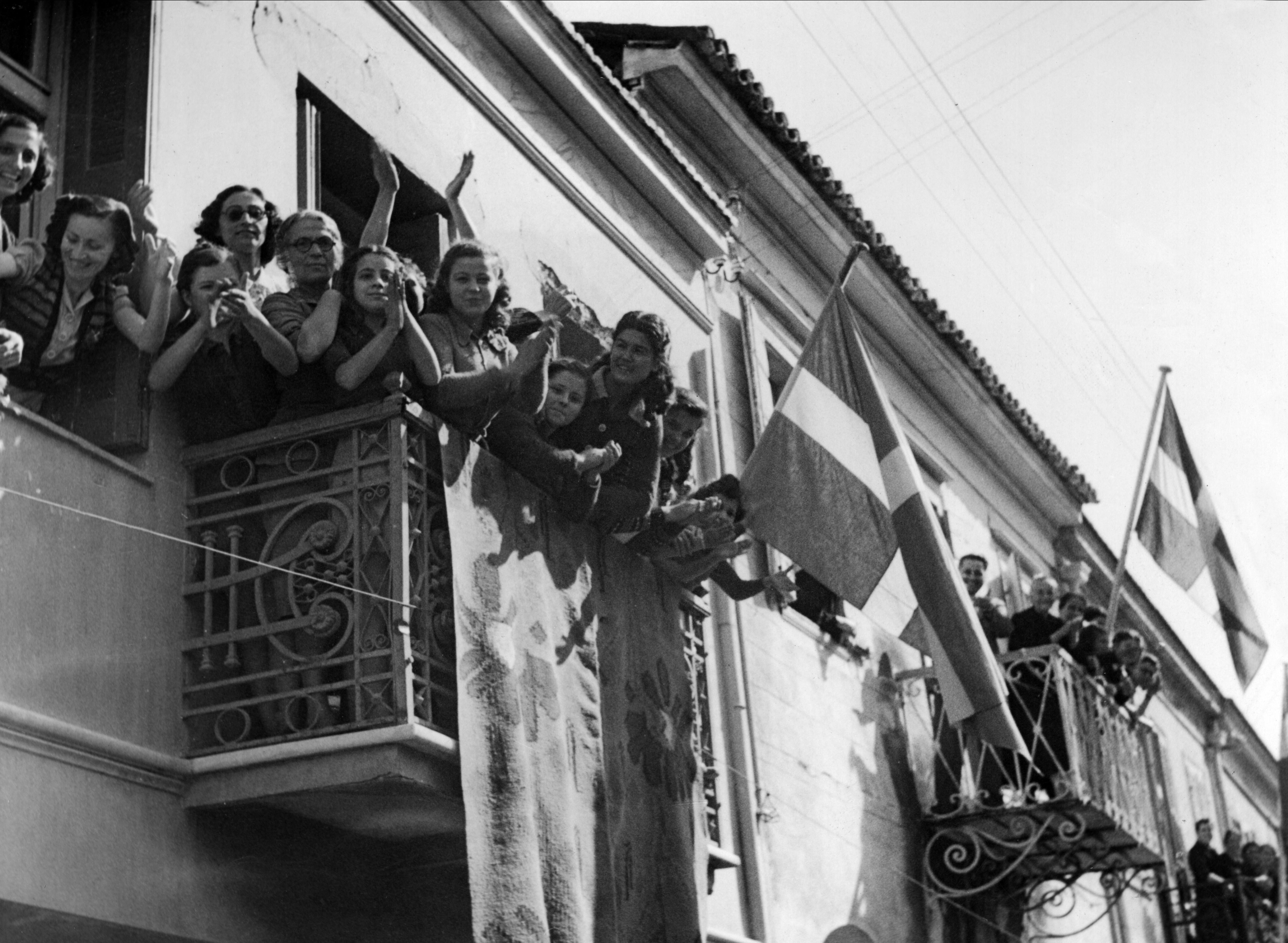 women 1940 greece