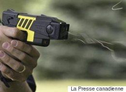 Un enfant de 9 ans maîtrisé avec une arme Taser