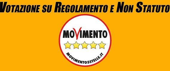 REGOLAMENTO M5S