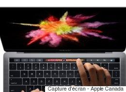 Apple dévoile son premier MacBook Pro depuis 3 ans