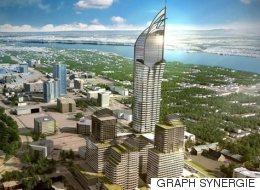 La nouvelle mouture du Phare reçoit l'appui de la Commission d'urbanisme