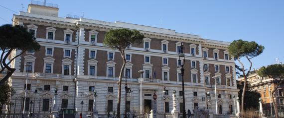 THE ITALIAN MINISTRY OF INTERIOR