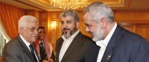 ABBAS AND HANIYEH AND MESHAAL