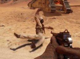 Les bogues les plus drôles de Battlefield 1