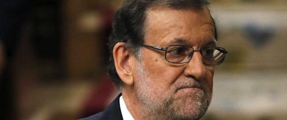 MARIANO RAJOY DEFICIT INVESTIDURA