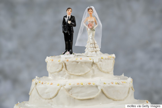 wedding cake figures