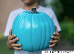 Why Teal Is The New Orange This Halloween