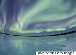 32 Stunning Photos Of The Northern Lights In Canada