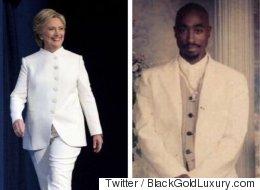 Clinton admet que son style est inspiré du gangsta rap
