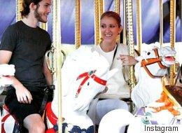 Voyez Céline Dion qui s'éclate à Disneyland avec ses enfants