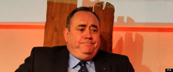 Salmond Uk Indepdendence Queen