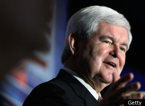 Newt Gingrich FLORIDA PRIMARY RESULTS 2012