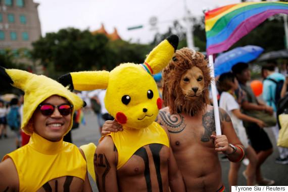 taiwan pride 2016