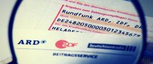 RUNDFUNKBEITRAG ARD ZDF