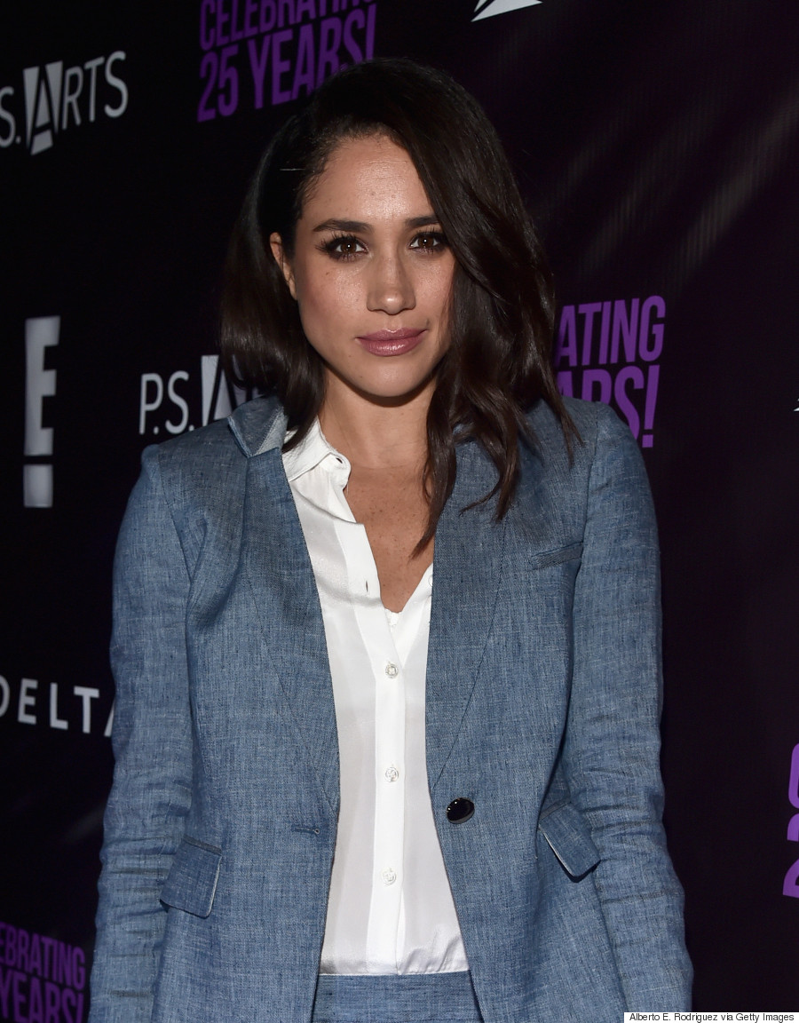 markle latino personals With less than a month to go until she marries prince harry at windsor castle on  may 19, meghan markle most likely has already chosen her.