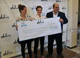 Ανακοινώθηκαν τα βραβεία «Στέλιος Χατζηιωάννου» -  8 ελληνικές εταιρείες έλαβαν συνολικά €100.000
