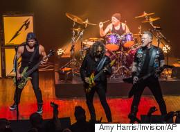 Metallica à Québec et à Montréal cet été!