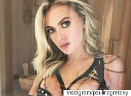 Paulina Gretzky's Halloween Costume Does Not Disappoint