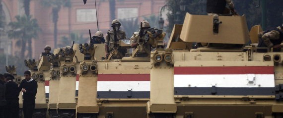 2013 EGYPTIAN ARMY