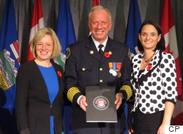 Brave Fort McMurray Wildfire Responders Honoured