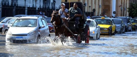 EGYPT RAIN