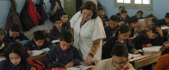 CLASSROOM TUNISIA