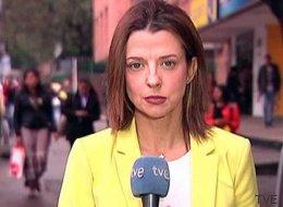 Venezuela autoriza a la corresponsal de RTVE a la que retuvo en Caracas
