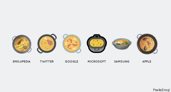 paella emojis
