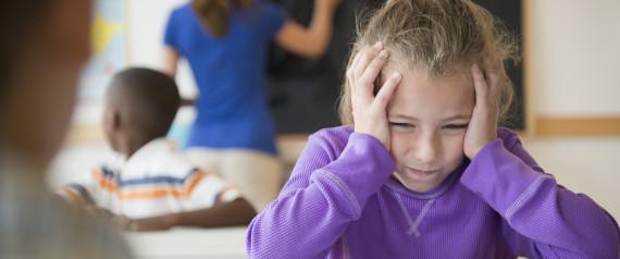 CHILD STRESSED
