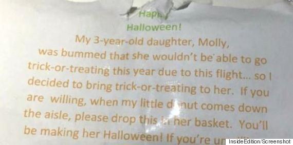 halloween flight