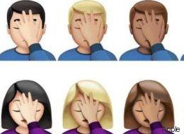 On a tous un millier de raisons d'utiliser le nouvel emoji «facepalm» d'Apple