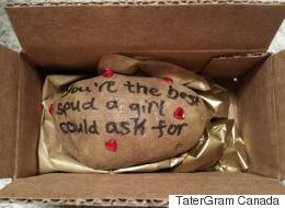 Greeting Cards Are Boring. Send A Potato Instead