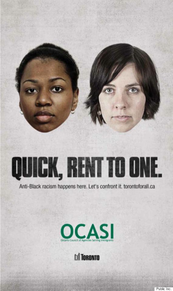 anti black racism ocasi
