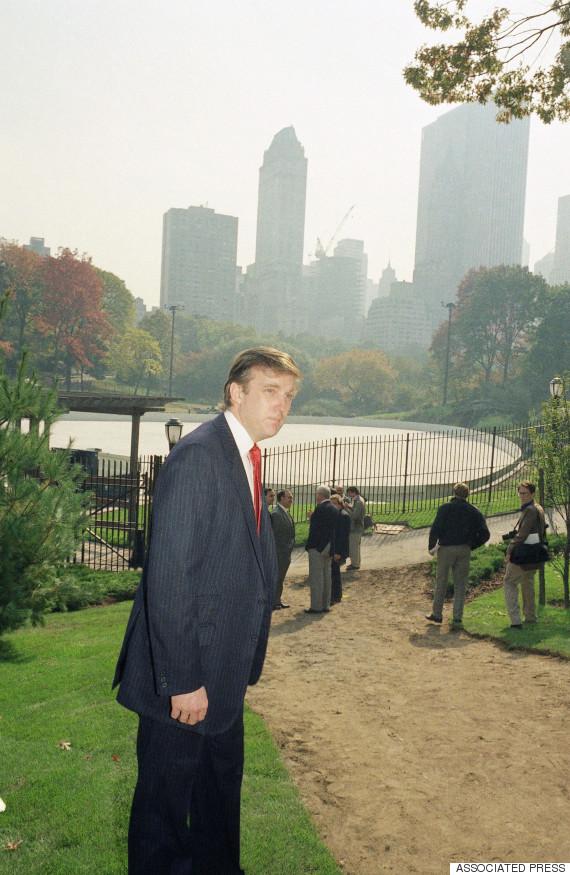 donald trump 1986