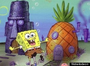 Spongebob s Pineapple Is Mathematically Impossible  Vi HartReal Spongebob House