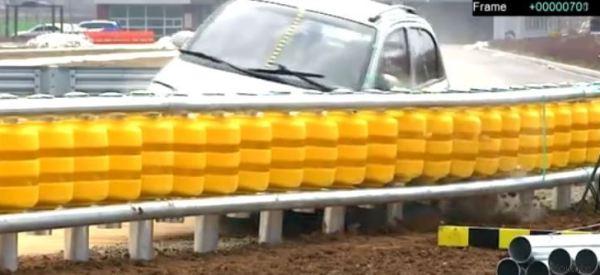 Questo guardrail potrebbe salvare molte vite umane