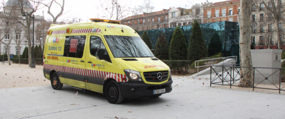 AMBULANCIA MADRID