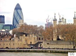Ce nouveau gratte-ciel de Londres ressemble à un gigantesque pénis