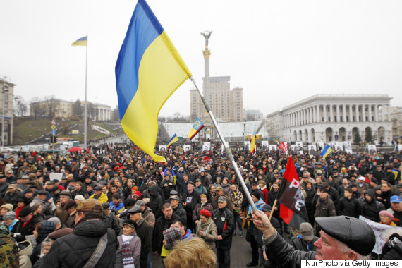 euromaidan revolution square