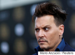 Johnny Depp élu acteur le moins rentable d'Hollywood