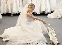 Hochzeitsschuhe: Das ist die beste Höhe