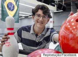 Jovem brasileiro está na semifinal de um torneio internacional de Ciências do Facebook