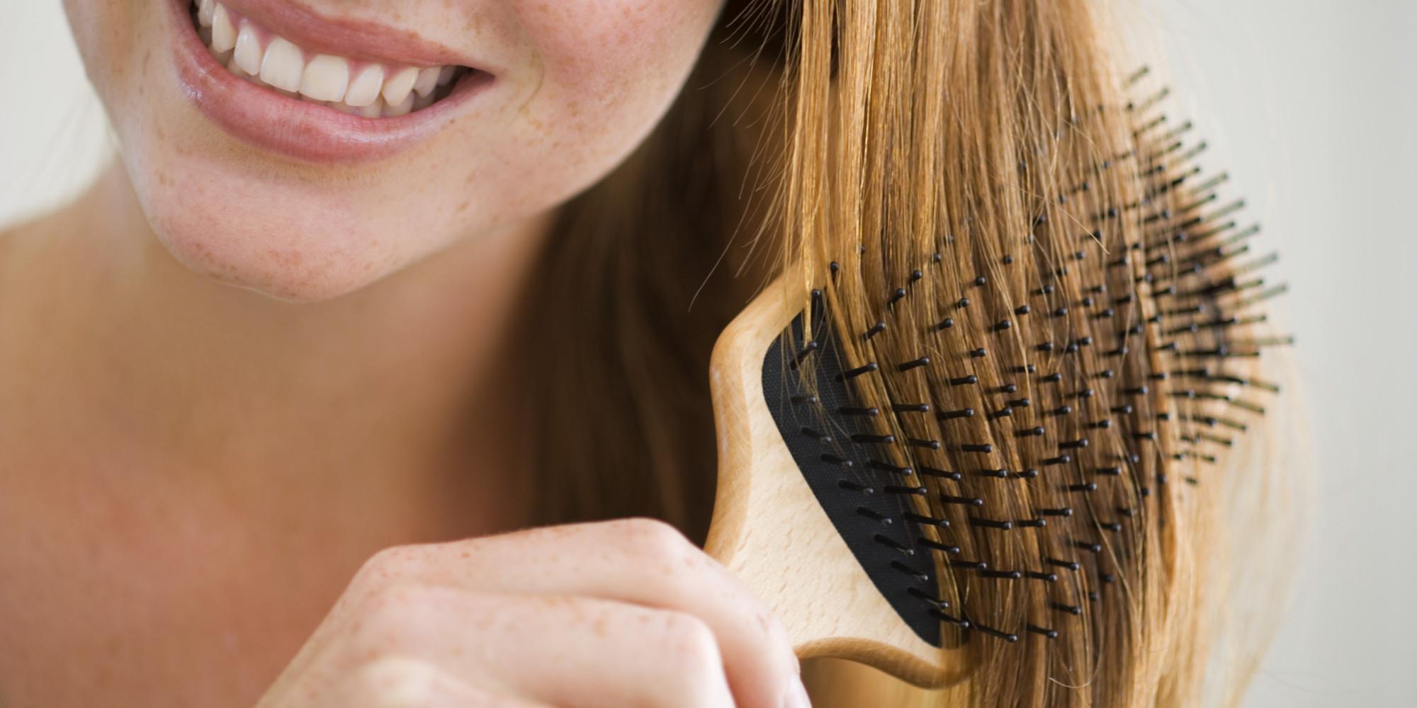 Какой расческой лучше делать начес на длинные волосы