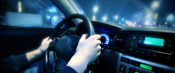 DRIVING DARK