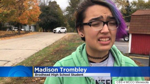 madison trombley