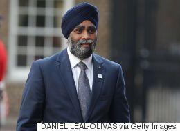 Liberals Strike Down Tories' Motion Against Harjit Sajjan
