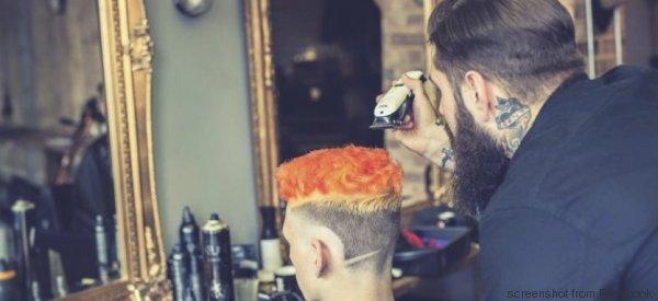 L'iniziativa di un gruppo di giovani barbieri per lottare contro la depressione maschile