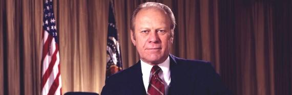 president ford