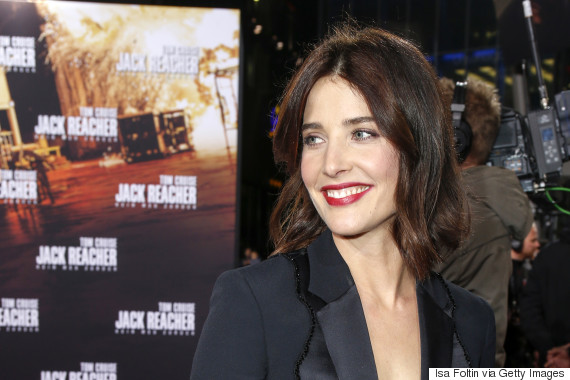 cobie smulders cancer